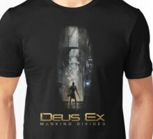 Deus Ex Mankind Divided Unisex T-Shirt
