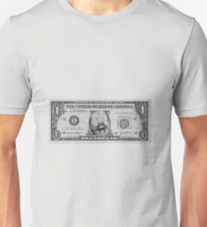 For a dollar...  Unisex T-Shirt