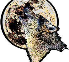 Lone Wolf by darthpaul