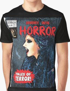 Journey into Horror Graphic T-Shirt