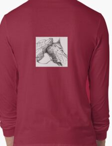 Abandoned resolution Long Sleeve T-Shirt