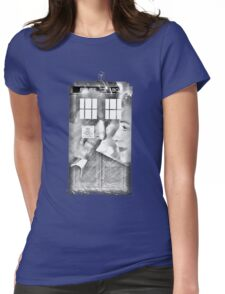The Husband of River Song  Womens Fitted T-Shirt