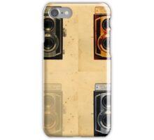 Weltaflex Camera  iPhone Case/Skin