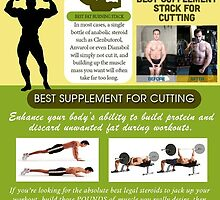 Best Cutting Supplement by HugeMuscle