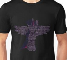 My Little Pony - Twilight Sparkle Typography Unisex T-Shirt