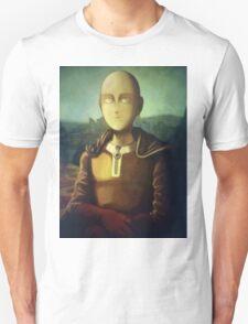 """Saitama Mona Lisa One Punch Man"" T-Shirt"