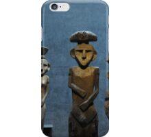 Chilean Totems iPhone Case/Skin
