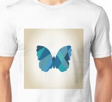 Abstract the butterfly Unisex T-Shirt