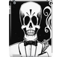 Manny Calavera (Stack's Skull Sunday) iPad Case/Skin