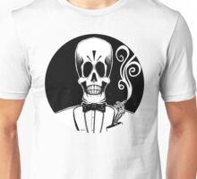 Manny Calavera (Stack's Skull Sunday) Unisex T-Shirt