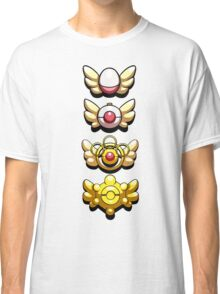 All Mystery Dungeon Badges Classic T-Shirt