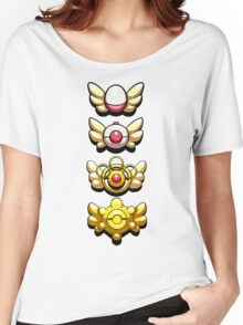 All Mystery Dungeon Badges Women's Relaxed Fit T-Shirt