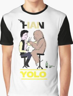 HAN YOLO Graphic T-Shirt
