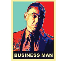 "Breaking Bad: Gus Fring ""Business Man"" Photographic Print"