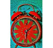 Moroccan Time Photographic Print