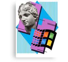 Vaporwave ! Canvas Print