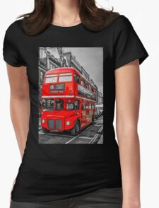 London Tower Hill Womens Fitted T-Shirt