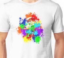 Inkling Callie - Splatter v2 Unisex T-Shirt