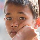 Khymer Boat Boy by byronbackyard
