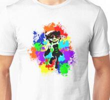 Inkling Callie - Splatter Unisex T-Shirt