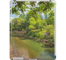 A Tranquil River iPad Case/Skin