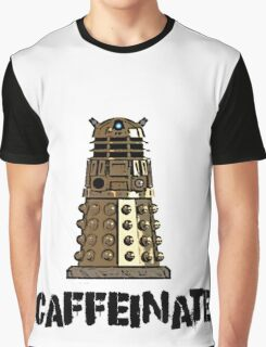 Iskybibblle Products /Dalek Coffee Graphic T-Shirt