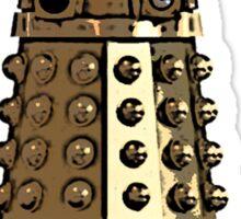 Iskybibblle Products /Dalek Coffee Sticker