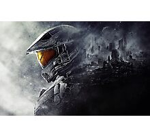 "Halo Master Chief ""Illusions"" Photographic Print"