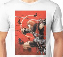 Simon Belmont Unisex T-Shirt