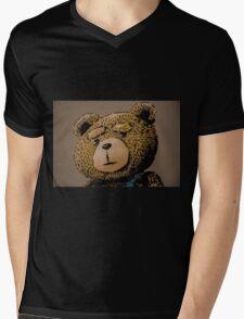 TED Mens V-Neck T-Shirt