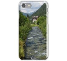 Stream in the Mountains iPhone Case/Skin