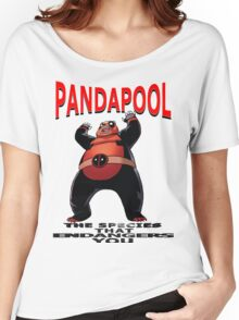 PandaPool Women's Relaxed Fit T-Shirt
