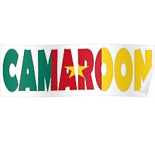 Camaroon Poster