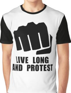 Live Long Graphic T-Shirt