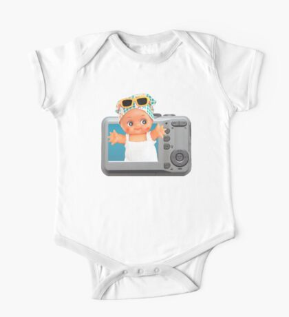 Bringing my pictures to life One Piece - Short Sleeve