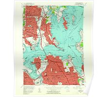 New York NY Flushing 138248 1955 24000 Poster