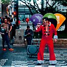 elvis lives by Claudio Pepper