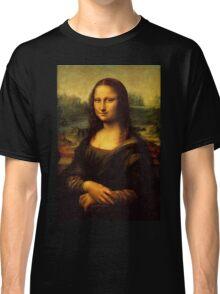 Leonardo da Vinci - Mona Lisa Classic T-Shirt