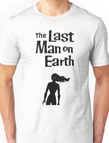 The last man on earth title Unisex T-Shirt