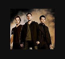 Supernatural Trio Unisex T-Shirt