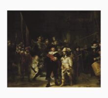 Rembrandt - The Night Watch Kids Tee
