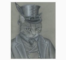 Steampunk Cat Classic T-Shirt