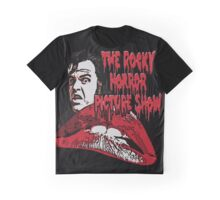 eddie rocky horror Graphic T-Shirt