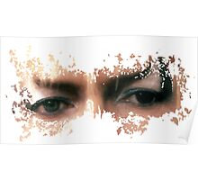 David Bowie: Jareth Eyes  Poster