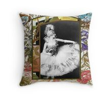 Magical Ballet - True Beauty Throw Pillow