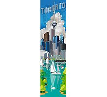 Toronto Water Front Photographic Print