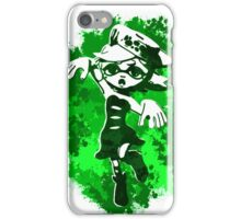 Inkling Marie - Green iPhone Case/Skin