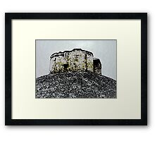 Clifford Snow Framed Print
