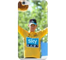 Bradley Wiggins 2012 iPhone Case/Skin