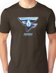 Faze Rain   Old Logo   White Background    Unisex T-Shirt